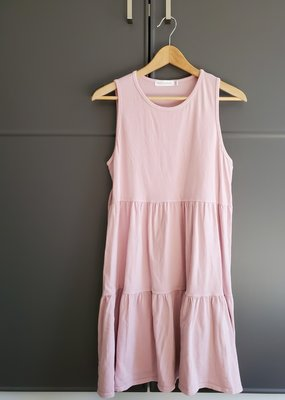 Oaklee Babydoll Dress