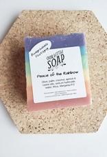 OLS - Peace of the Rainbow Soap