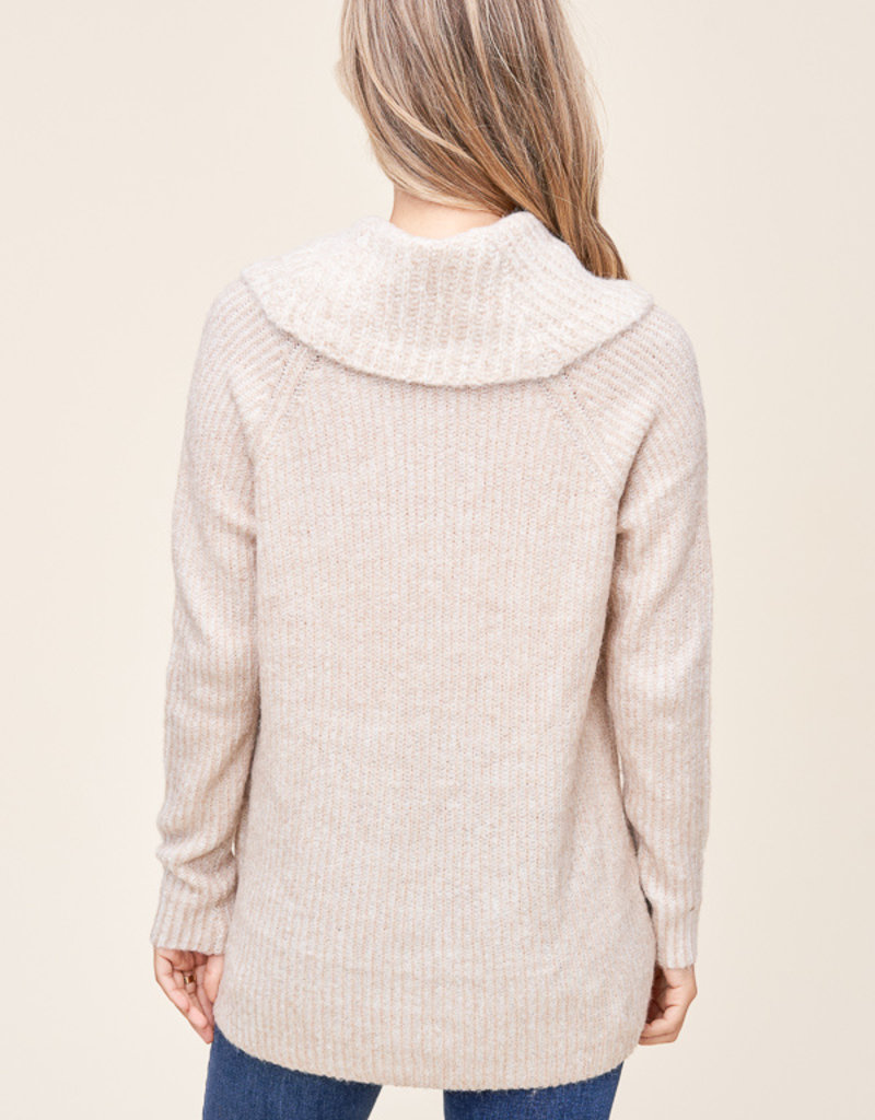 Phase Cowl Pullover