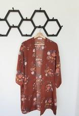 Violet Kimono