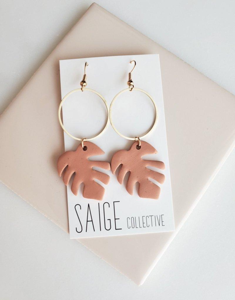 Saige Collective Saige - Mini Eden Hoops
