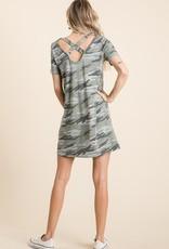 Charlie Camo Dress