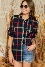 Piper Plaid Shirt