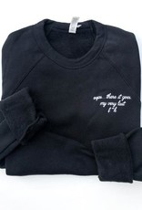 SLA - Oops There It Goes Raglan Pullover