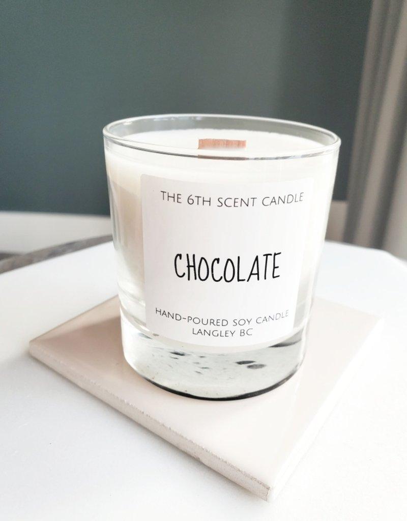 6S - Medium Jar/Chocolate