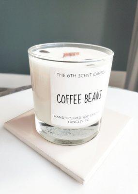 6S - Medium Jar/Coffee Bean
