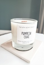 6S - Large Jar/Pumpkin Chai