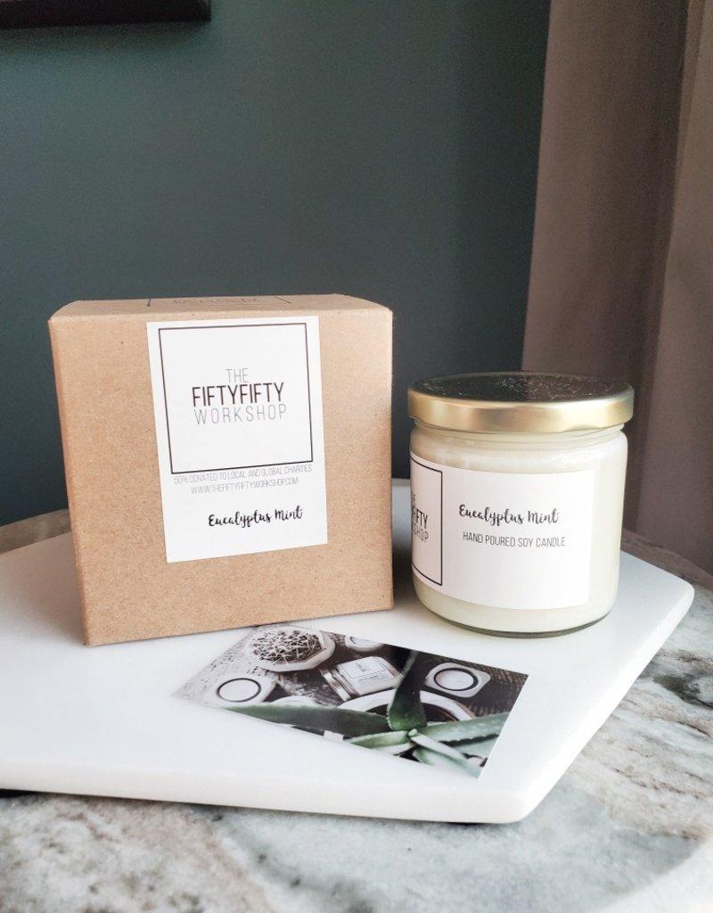 FF - Eucalyptus Mint Candle