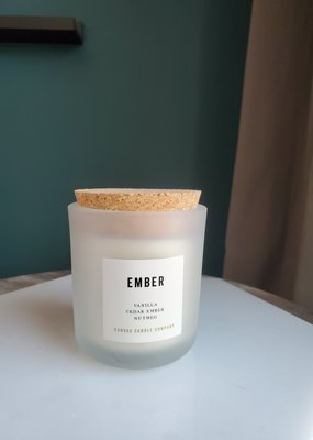 Canvas Candle Company Canvas - Signature - Ember