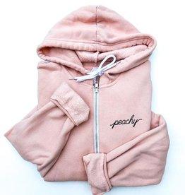 SLA - Peachy Zip Up