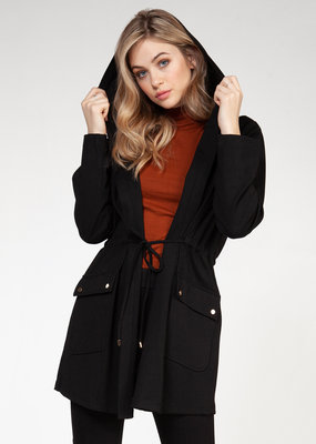 Evelyn Hood Coat