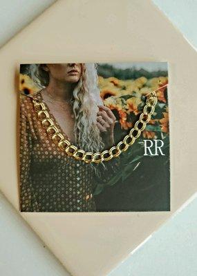 RR - Double Chain Bracelet