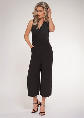 Sage Wrap Jumpsuit