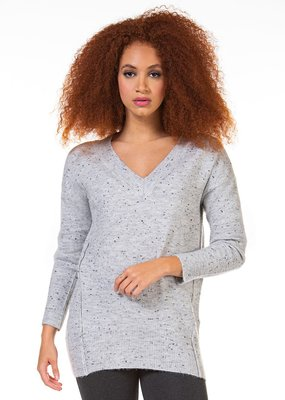 Porter Vneck  Sweater