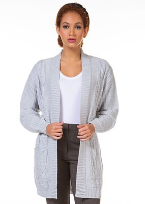 Harlow Cable Cardi