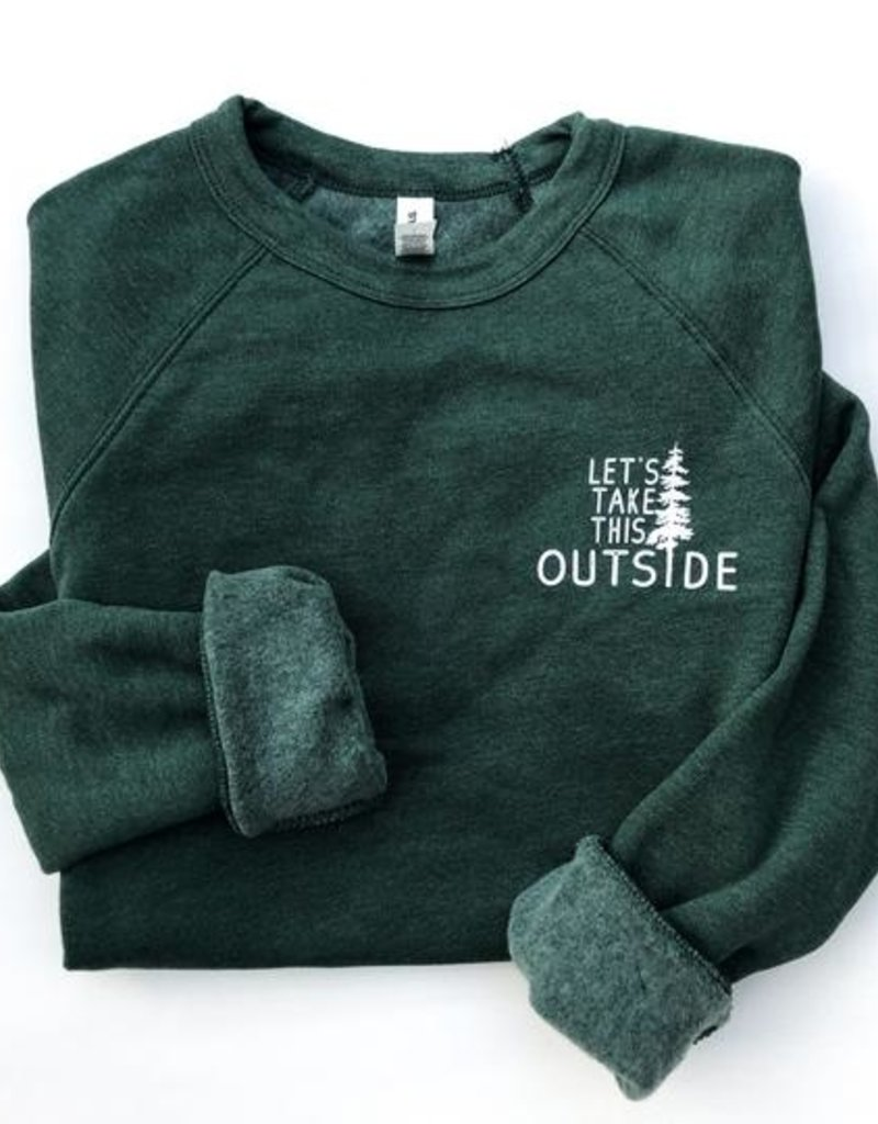 SLA - Let's Take This Outside Pullover