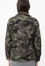 Frankie Camo Coat