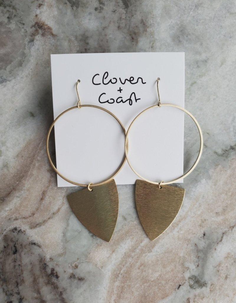 Clover + Coast Clover - Connect Earring