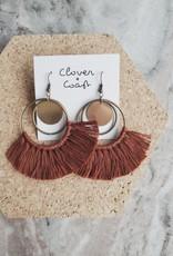 Clover + Coast Clover - Triple Circle Fringe