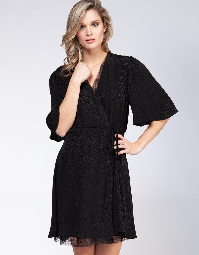 Scarlet Wrap Dress