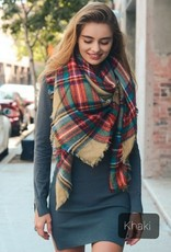 Dakota Blanket Scarf
