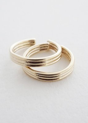 Honeycat Rowe Ear Cuffs
