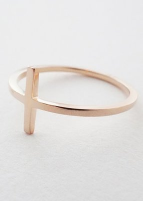 Honeycat T-Bar Ring