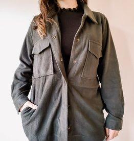 Alder Shirt Jacket