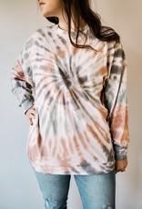Dylan Spiral Sweater