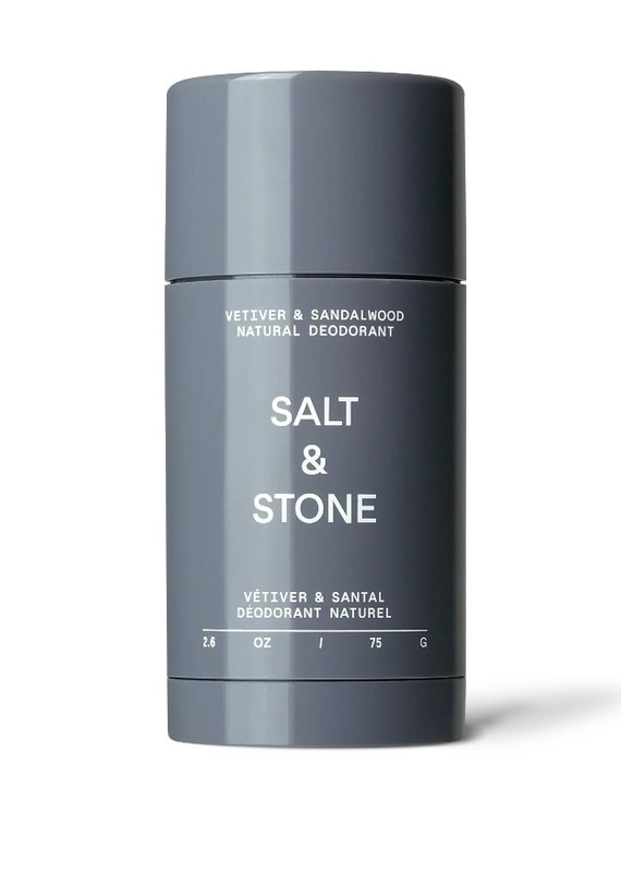 Salt & Stone Vetiver & Sandalwood - Formula 2