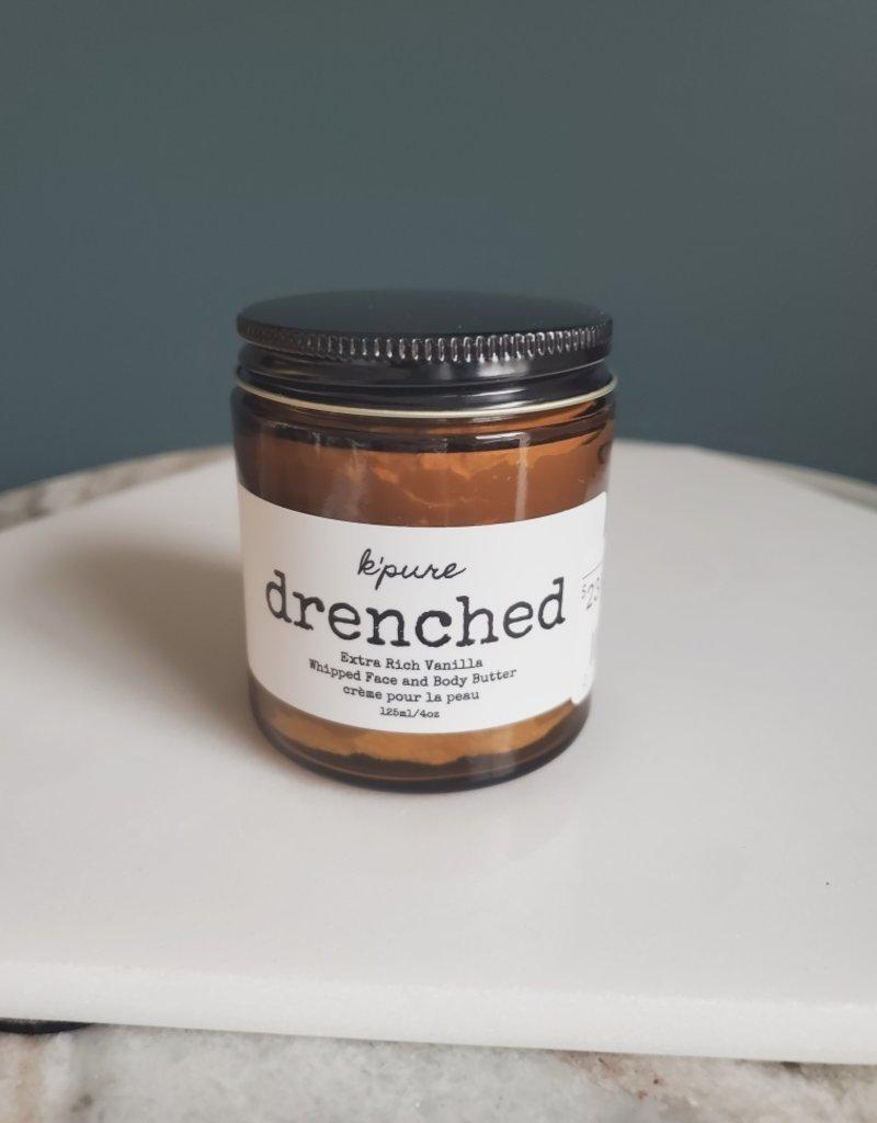 Kpure - Drenched Vanilla 125ml