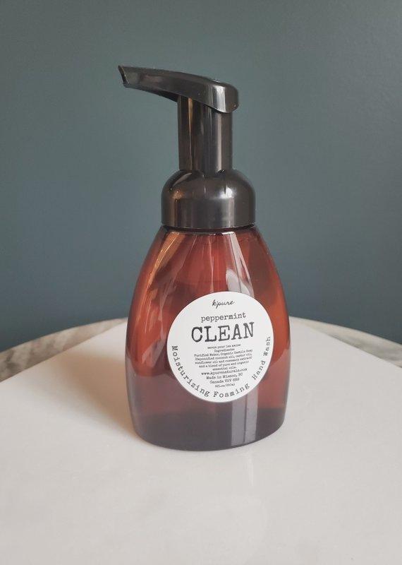 Kpure - Clean Hand Wash Peppermint 250ml