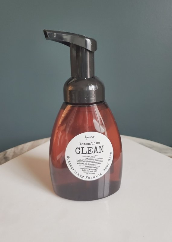 Kpure - Clean Hand Wash Lemon/Lime 250ml
