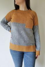 Quincy Block Sweater