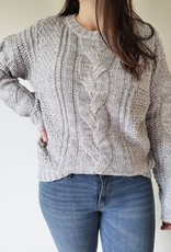 Madeline Cable Sweater