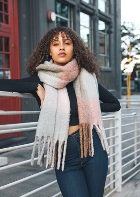Valley Tassel Scarf