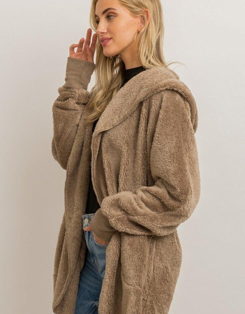 Riley O/S Fleece