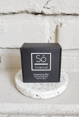 So Luxury Cleansing Bar - Charcoal