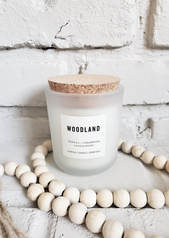 Canvas Candle Company Canvas - Signature - Woodland