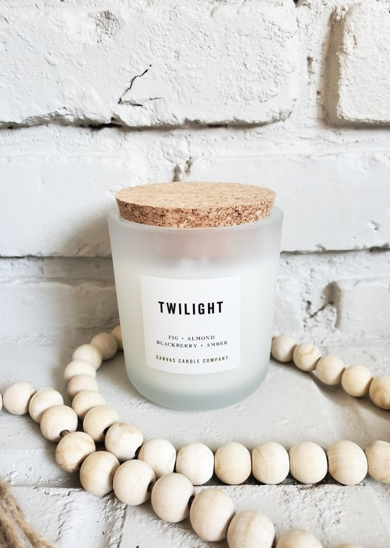 Canvas Candle Company Canvas - Signature - Twilight