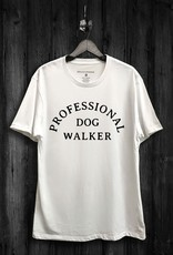 Black Sparrow Pro Dog Walker Tee
