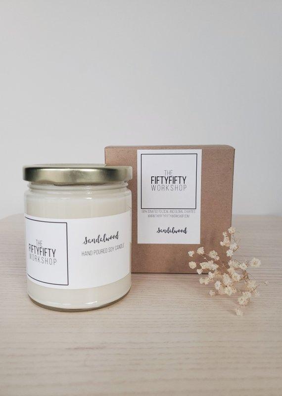 FF - Sandalwood Candle