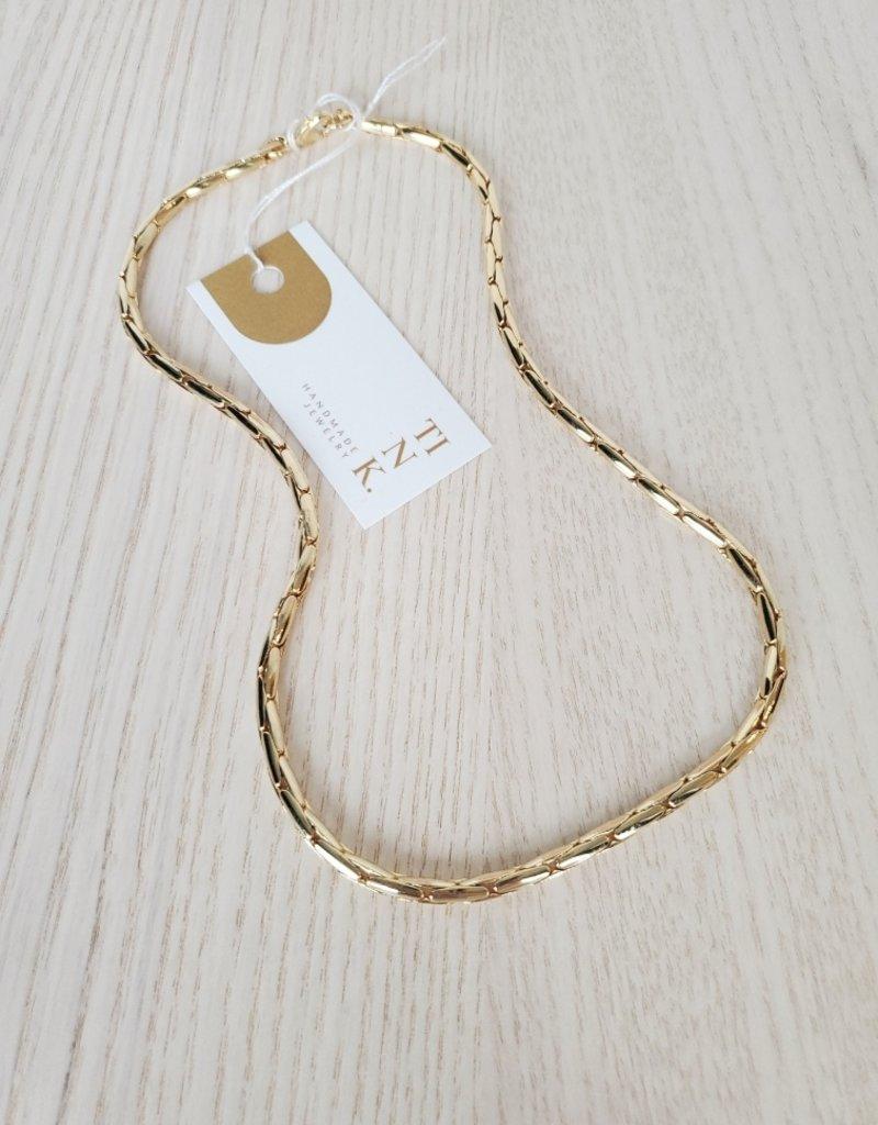 Tink Tink - Indigo Necklace