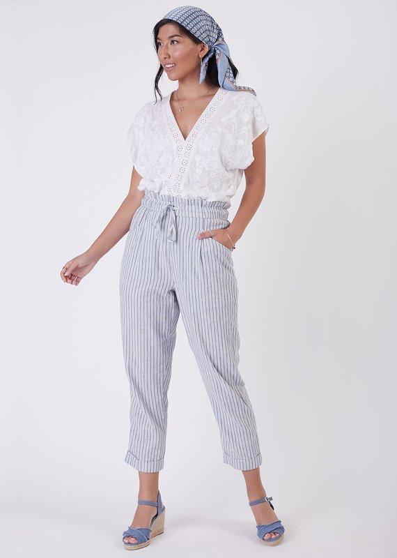 Celeste Stripe Pants