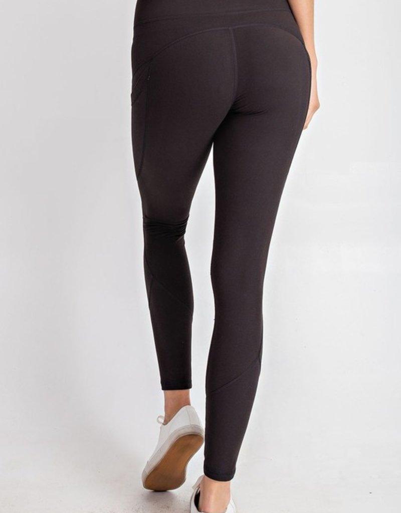 Luna Lounge Wilder Pocket Yoga Pants