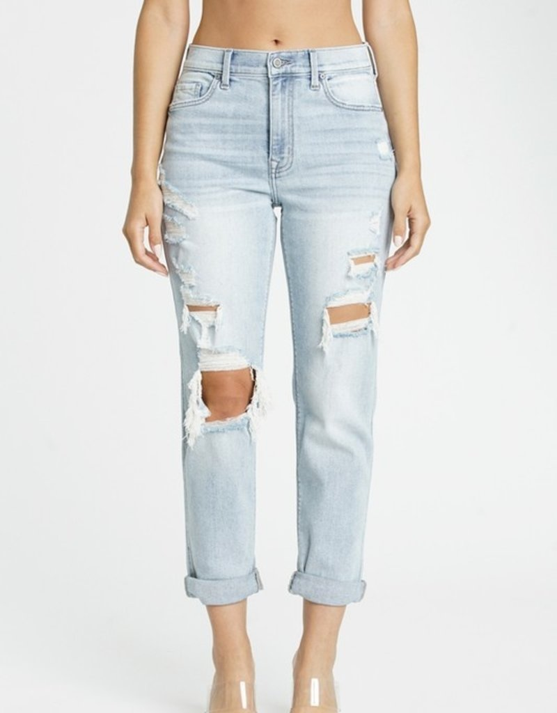 Willa Denim Icy Hot Denim