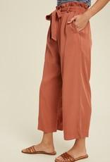 Marigolden Awaken Tie - Waist Pants
