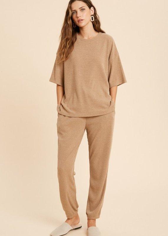 Marigolden Indigo Lounge Pants