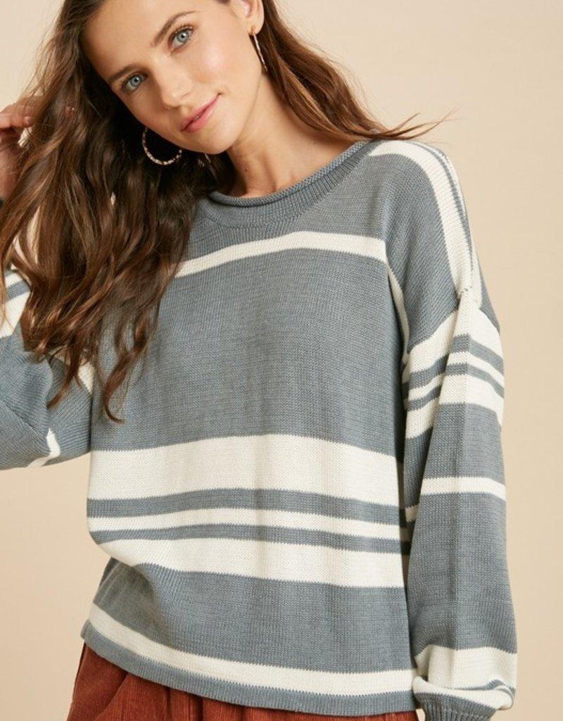 Marigolden Parker Stripe Knit