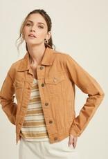 Marigolden Sunshine Denim Jacket